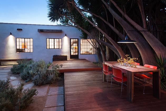 dům v LA